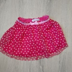 Girl's size 4T pink Disney skorts or skirt